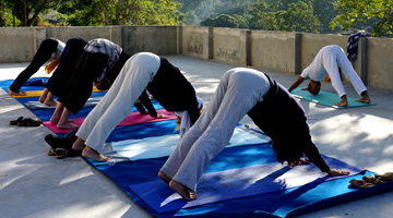 200-Hour Yoga Teacher Training in India