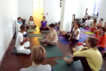 Ashtanga Yoga Teacher in India