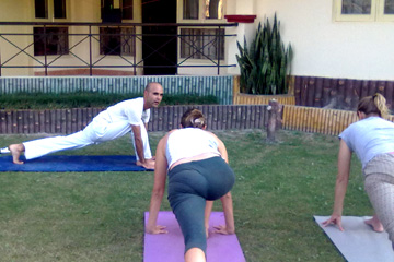 Ashtanga Yoga Teacher