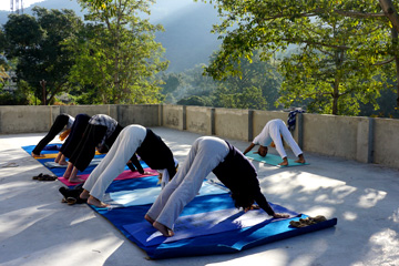 Yoga Courses in Rishikesh India