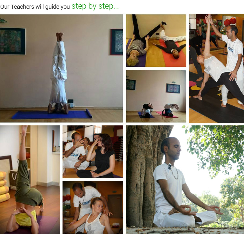 Yoga Teachers in India